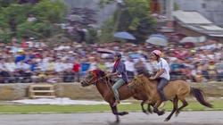 Lào Cai: Khôi phục lễ hội đua ngựa Bắc Hà