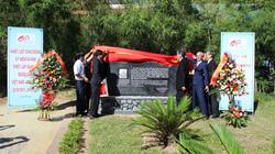 Nhật trao tặng bia tưởng niệm Phan Bội Châu