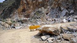 Sập mỏ đá, 3 người tử nạn tại chỗ