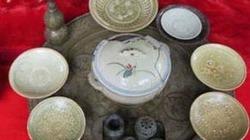 Phát hiện nhiều hiện vật cổ từ thời Trần, Lê, Nguyễn
