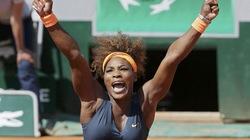 Roland Garros 2013: Búp bê Nga thoái vị, Serena lên ngôi