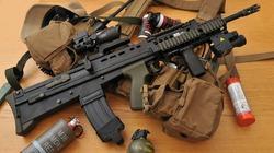 Lý do súng trường SA80 được đánh giá cao