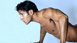 Quý ông đi nâng cấp cơ bắp