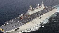 Tàu đổ bộ kiêm tàu sân bay nhỏ: Đích mới của hải quân tương lai?