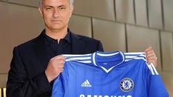 """Mourinho: Người đặc biệt và vết sẹo """"đặc biệt"""""""