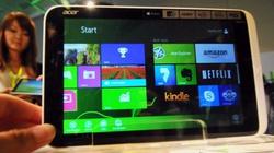 Acer tung hàng loạt sản phẩm mới đa dạng