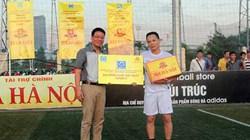An Dương vô địch giai đoạn 1 giải Ngoại hạng Hà Nội