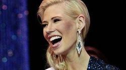 Người đẹp khuyết tay đoạt vương miện Hoa hậu tại Mỹ