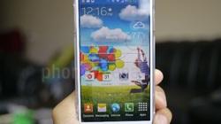 Ốp lưng trong suốt mới lạ cho Galaxy S4