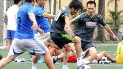 Giải bóng đá báo Nông thôn Ngày nay: Kịch tính đến phút chót