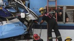 Tàu hỏa đâm nhau thảm khốc tại Argentina