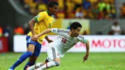 Brazil-Nhật Bản (3-0): Samurai tan tác