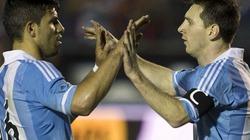 Lập hat-trick, Messi qua mặt Maradona