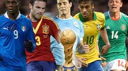 Confederations Cup 2013: Cơ hội đổi đời của các cầu thủ