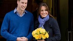 """Hoàng tử William bị cấm ghi hình vợ """"vượt cạn"""""""