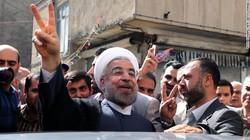 Iran đón chào tân Tổng thống Hassan Rouhani