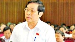 Bộ trưởng Nguyễn Bắc Son nói về Cù Huy Hà Vũ