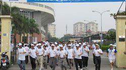 Giải chạy Hà Nội mới 2013: Tất cả vì hòa bình!