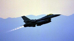 Mỹ cho Jordan mượn tiêm kích F-16 và tổ hợp Patriot