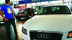 Sẽ giảm một nửa thuế, phí ôtô?