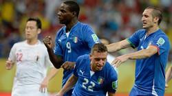 Italia-Nhật Bản (4-3): Azzurri ngược dòng nhọc mệt
