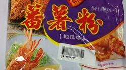 19 loại thực phẩm Đài Loan có chất gây hại thận