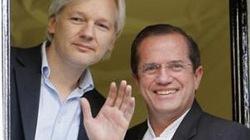 Ông chủ WikiLeaks không dám rời London vì sợ Mỹ bắt