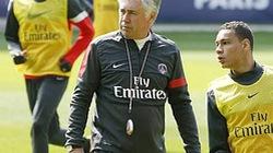 Ancelotti ký hợp đồng với Real vào năm... 2006