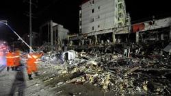 Nổ nhà hàng, gần 160 người thương vong