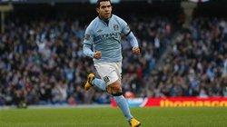 Man City sẵn sàng bán Tevez với giá bèo