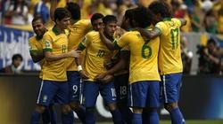 Brazil-Italia (4-2): Điệu Samba trên ngôi đầu bảng