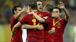 Nigeria-Tây Ban Nha (0-3): Chia tay Đại bàng xanh