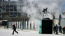 Kabul rung chuyển vì dinh tổng thống Afghanistan bị tấn công