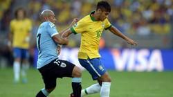 Brazil-Uruguay (2-1):  Không thể cản Selecao