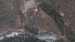 Triều Tiên có biểu hiện lạ ở bãi thử hạt nhân Punggye-ri