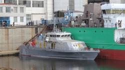 Nga hạ thủy tàu chống biệt kích