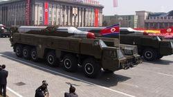 """Nhật sắp """"tha"""" không bắn hạ tên lửa Triều Tiên?"""