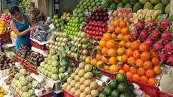 Trái cây tiêu thụ mạnh ở TP.HCM