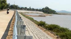 Tỉnh Phú Yên hoàn thành 3 tuyến kè sông