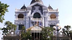 Kiến trúc biệt thự kiểu lâu đài đầu tiên ở Hà Nội