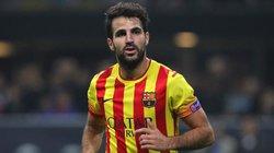 M.U quyết phá kỷ lục chuyển nhượng mua Fabregas