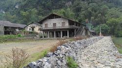 """Độc đáo làng """"đá"""" ở Cao Bằng"""