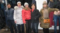 Người Việt tại chợ lẻ ở Kiev: 'Tối lửa tắt đèn' có nhau