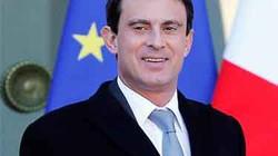 Tổng thống Pháp Hollande bổ nhiệm Thủ tướng mới