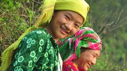Chùm ảnh: Nét đẹp trong nụ cười người Hà Giang