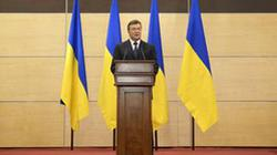 Tổng thống bị lật đổ Yanukovych: Crimea nên trở về với Ukraine