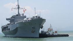 Tàu khu trục 7 của Mỹ sắp cập cảng Đà Nẵng