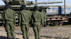Nga đã chuyển loạt tăng hàng khủng T-72 đầu tiên tới Crimea