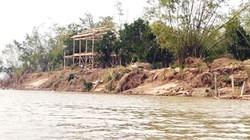 Quảng Nam: Đề nghị xây kè chống sạt lở sông Thu Bồn