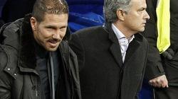 Chiến lược gia Simeone có dáng dấp của Mourinho
